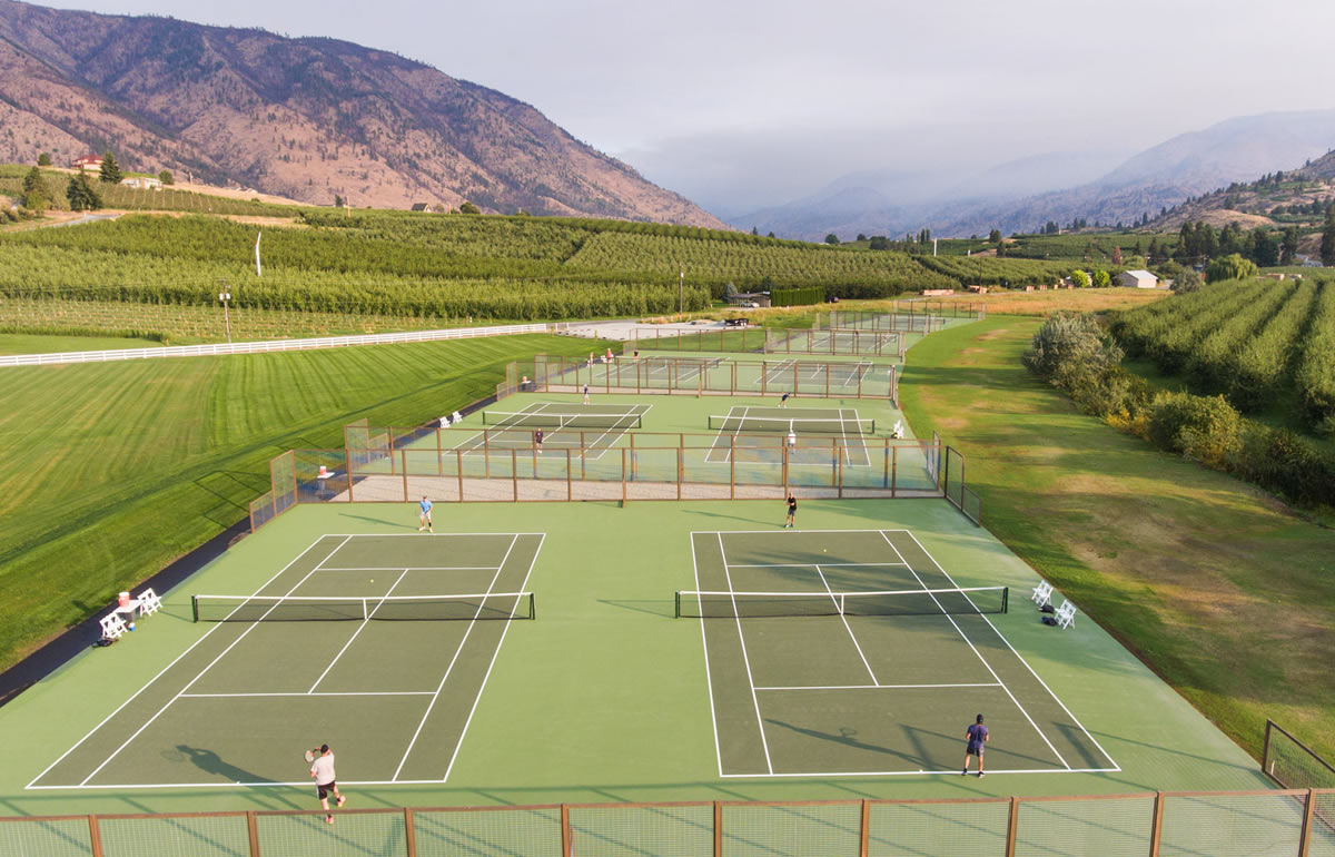 Harmony Meadows Tennis and Event Center