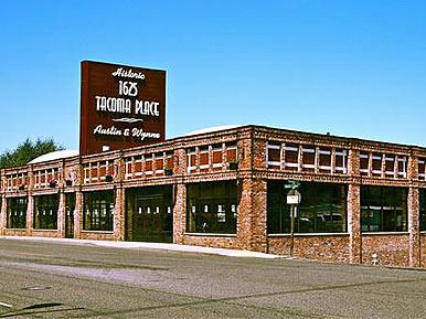 Historic 1625 Tacoma