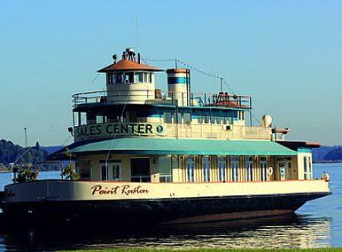 Point Ruston Ferry